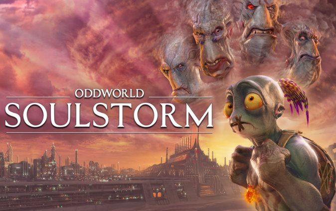 trophées Oddworld Soulstorm