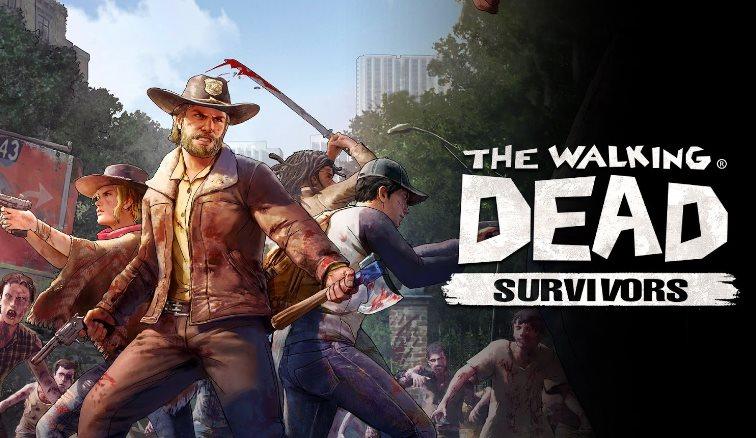 combate Walking Dead Survivors