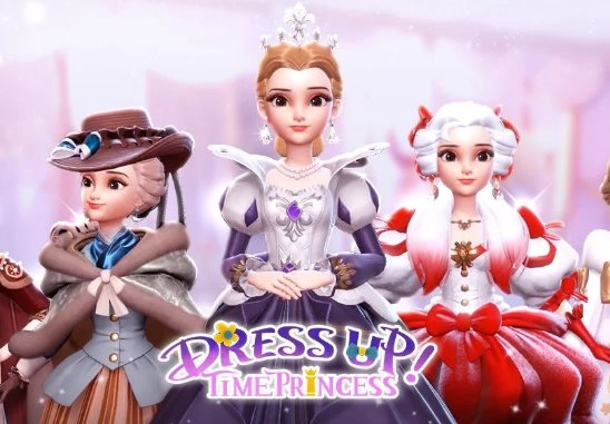 saga de Viera Dress Up Time Princess