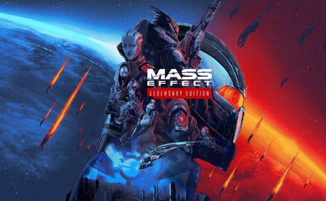 trofeos de Mass Effect Legendary Edition logros