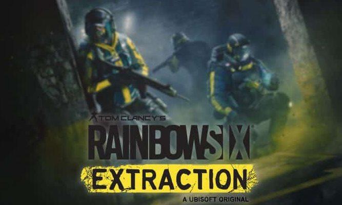 Quand sort Rainbow Six Extraction date de sortie