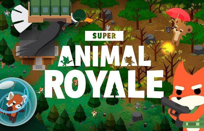 Tricks von Super Animal Royale