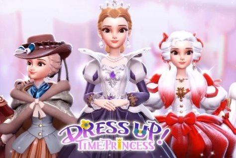 cacciatrice della dinastia Tang in Dress Up Time Princess