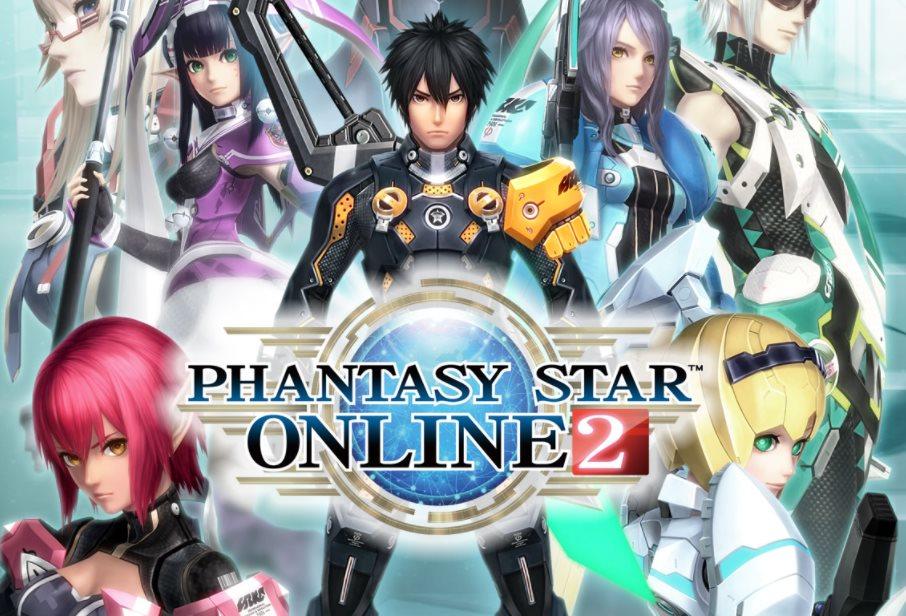 códigos de Phantasy Star Online 2 Comi PSO2 COMI