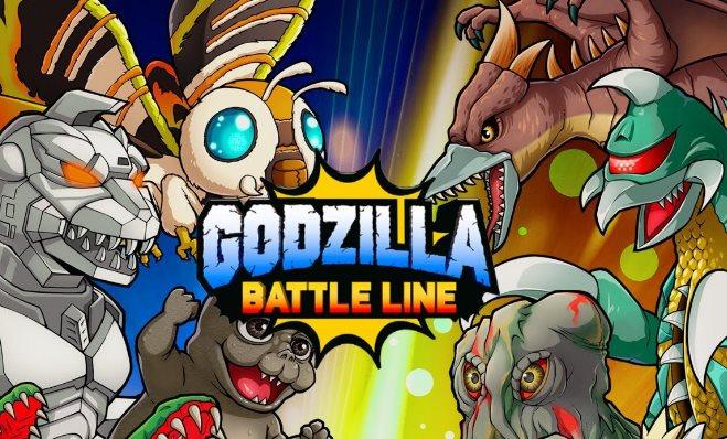 monstruos Godzilla Battle Linepiezas de batalla