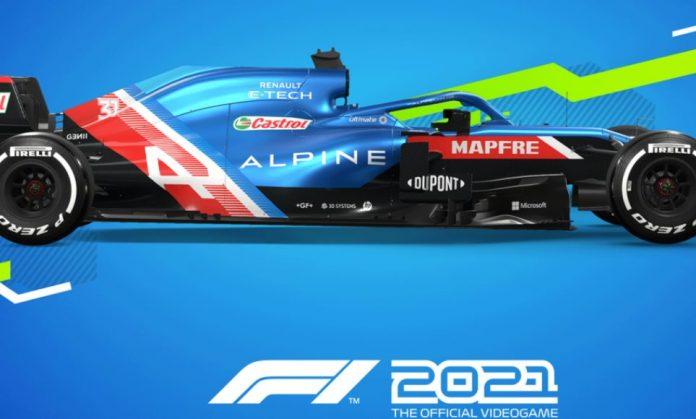 F1 2021-Trophäen