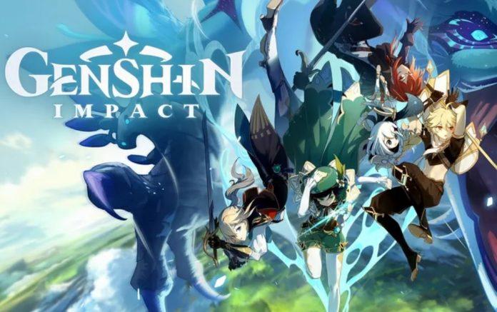 Mitleidssystems in Genshin Impact (beschwöre einen 5-Sterne-Helden)