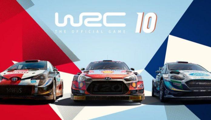 WRC 10-Trophäen