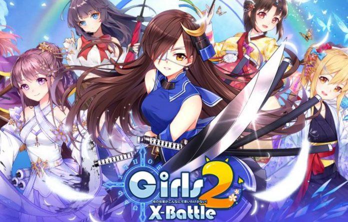 codes Girls X Battle 2