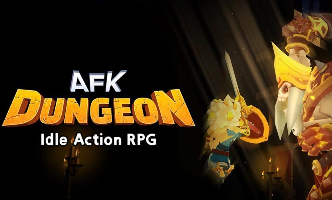códigos de AFK Dungeon