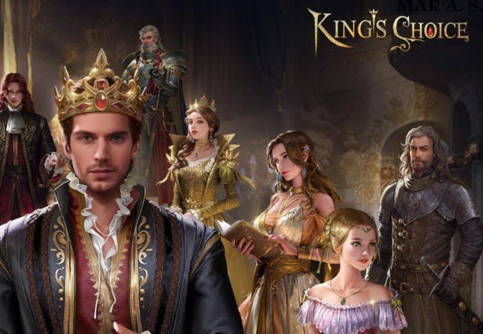 códigos de King's Choice