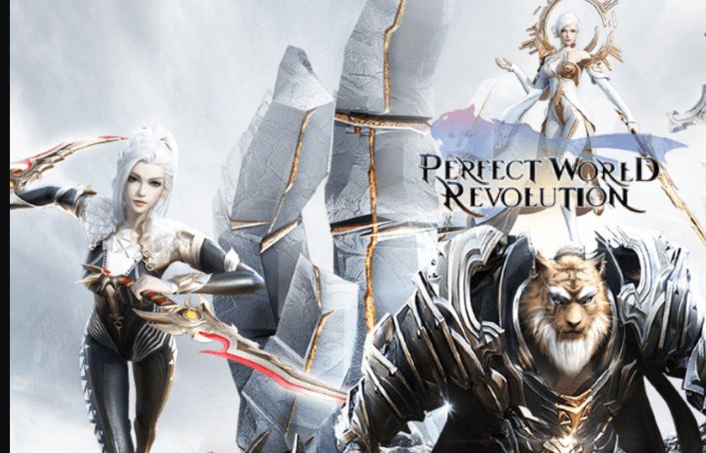 códigos de Perfect World Revolution