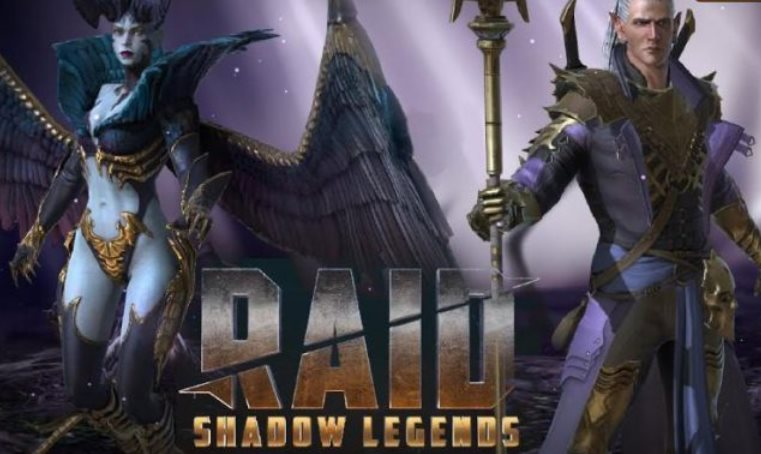 códigos de RAID Shadow Legends