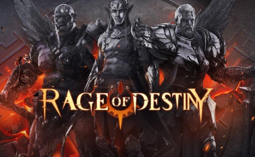 códigos de Rage of Destiny