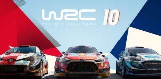 trofeos de WRC 10 logros
