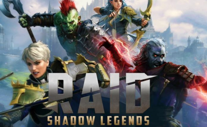 Liste des codes RAID Shadow Legends