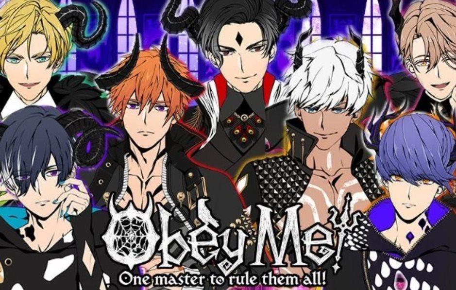 personaggi Obey Me!