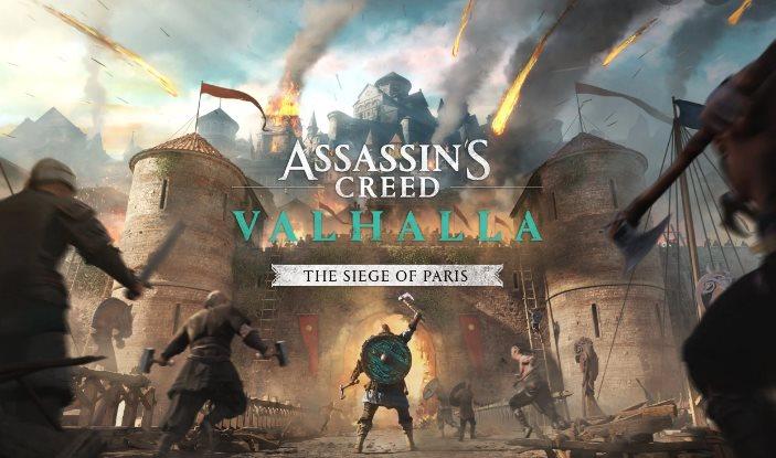 trofeos de Assassins Creed Valhalla El Asedio de París