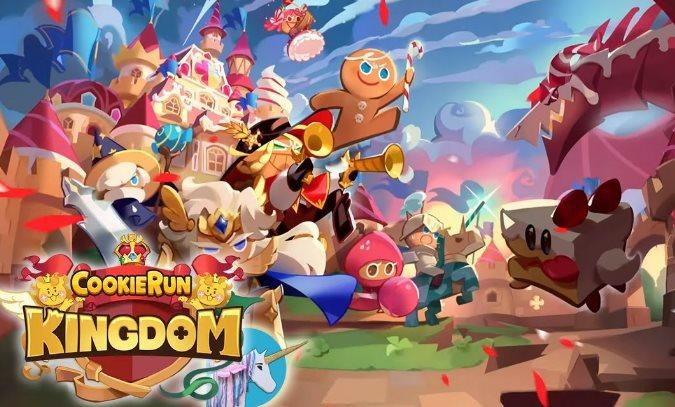 Liste des codes Cookie Run Kingdom