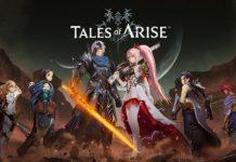 Localización de recetas Tales of Arise