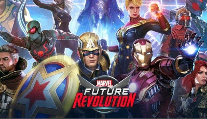 or gratuit dans Marvel Future Revolution