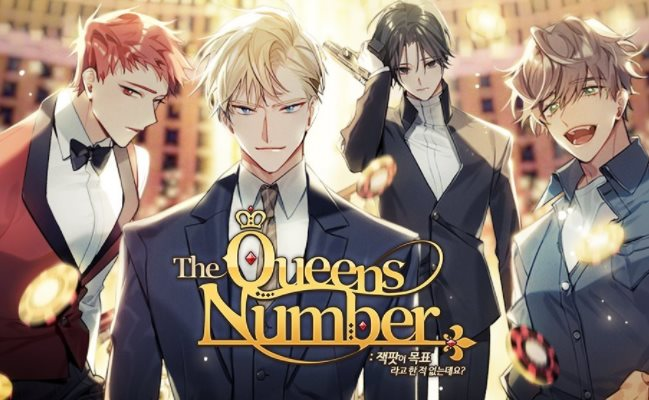 soluce The Queens Number