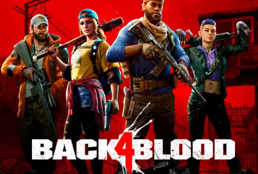 trofeos de Back 4 Blood logros