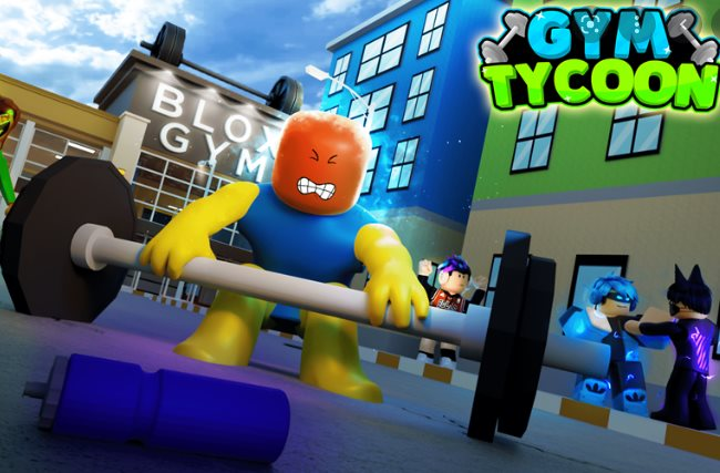 Liste de codes Roblox Gym Tycoon
