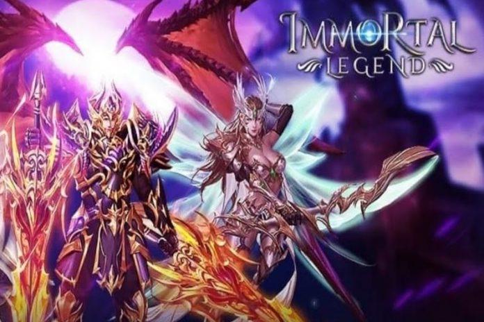 Liste der Immortal Legend-Codes