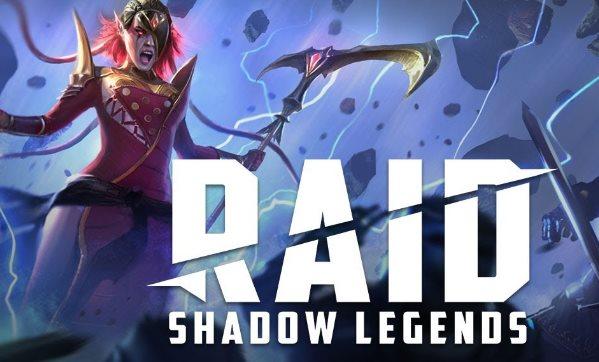 RAID Shadow Legends codes