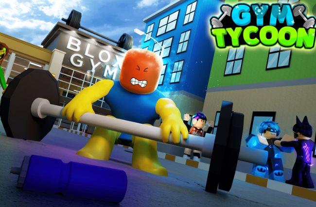 codici di Roblox Gym Tycoon