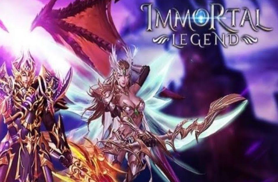 códigos de Immortal Legend