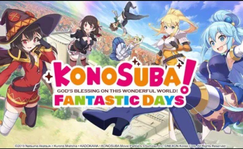 códigos de KonoSuba