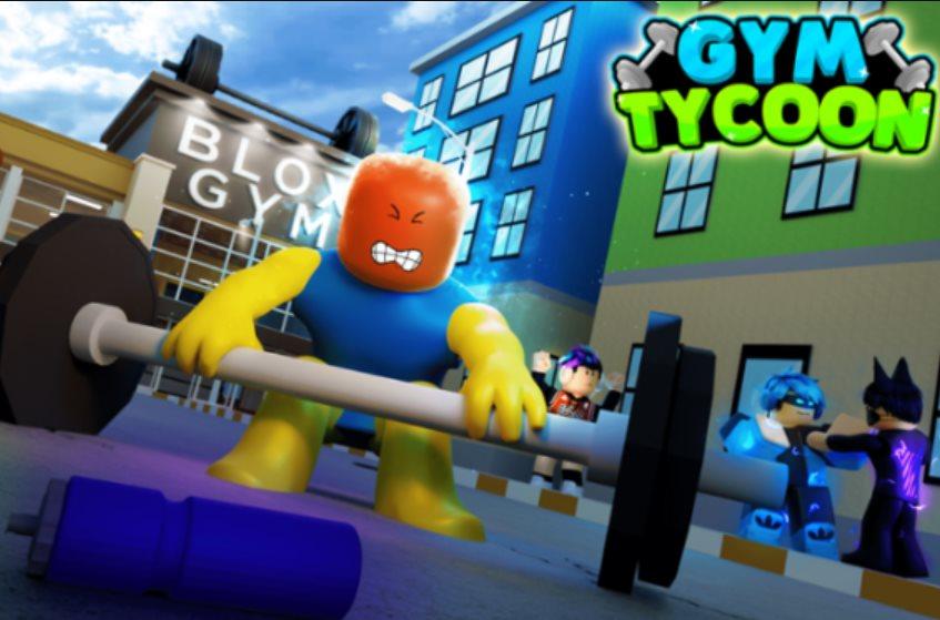 códigos de Roblox Gym Tycoon