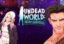 códigos de Undead World Hero Survival